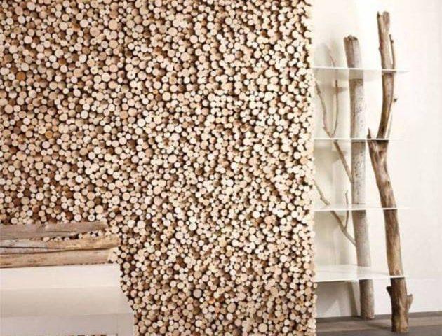 paredes con madera