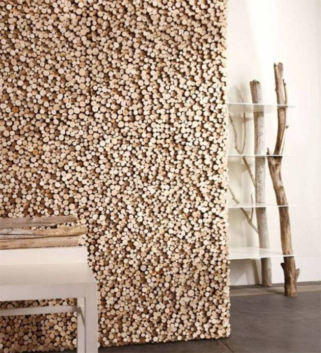 paredes con madera - Decorar Paredes Con Madera